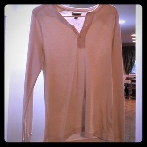J. Crew Tops - Long sleeve fall j crew shirt