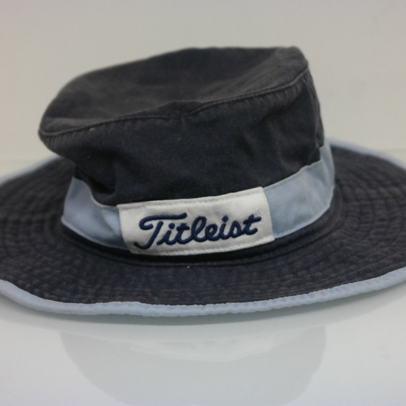 a455f53ec9c FINAL SALE Titleist Blue Dark Bucket Hat. M 59cd309da88e7dce4b02d4e8