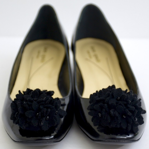 7e36f1b84455 kate spade Shoes - Kate Spade Nikki Flat Patent Leather Italy Ballet