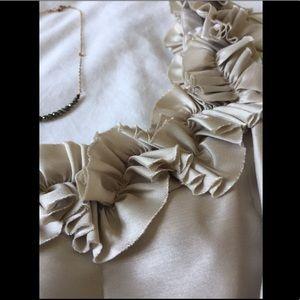 NWT Black and beige dress