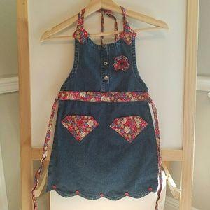 Other - VINTAGE handmade apron