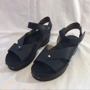 Marni Black Platform Sandals Size 37