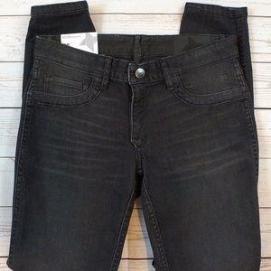 BCBG Generation The Jasper Skinny Reversible Jeans