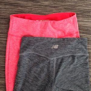 New Balance capri yoga pants XS