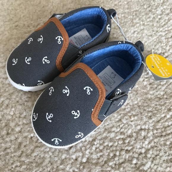 Shoes | Nwt Baby Boy Crib Shoes | Poshmark