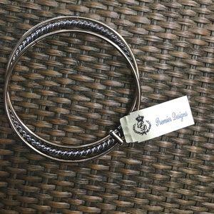 Premier designs bracelets gold and silver