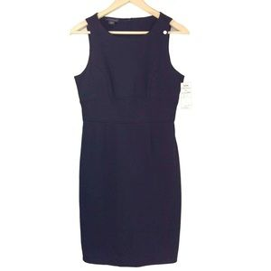 Black Sheath Dress LBD
