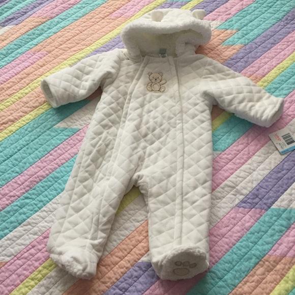 04f5e44f9 Little Me Jackets & Coats   Nwt Baby Bunting Sz 69 M   Poshmark