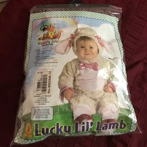 Other - 6-12 month baby lamb costume
