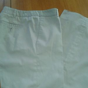 Burberry chinos size 6 womens