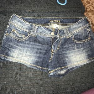 Decree Short shorts