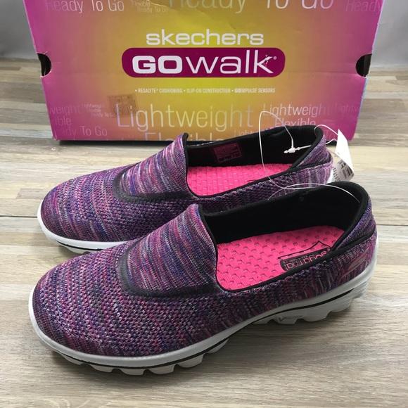 skechers ladies go walk shoes