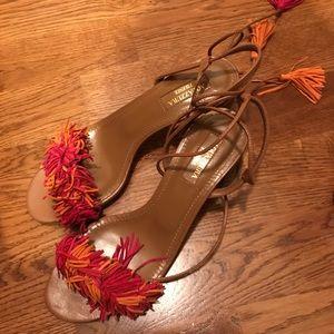 Brand New Aquazzura Wild Thing Sandal size 36