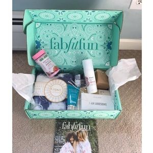 Fab Fit Fun Spring Box