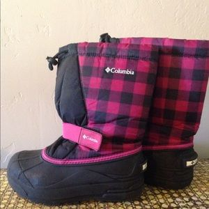 Girl Columbia Snowboots