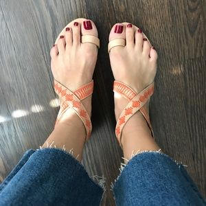 New Cynthia Vincent sandals