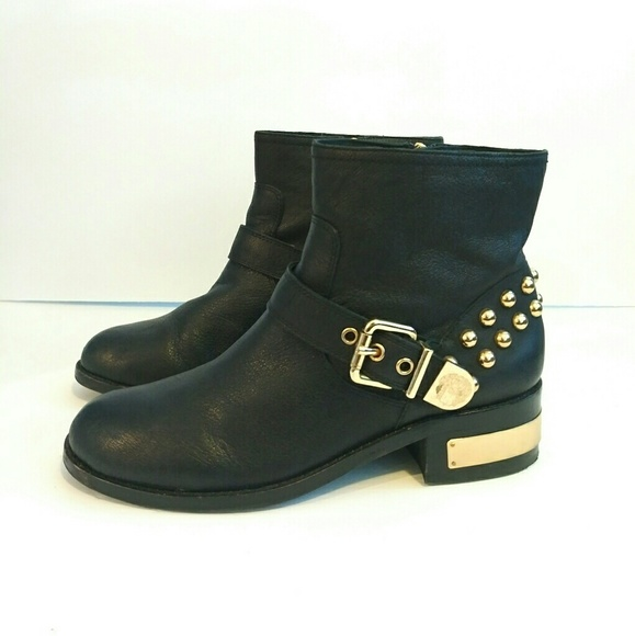 32128547b52 VINCE CAMUTO WINDETTA SIZE 10 WOMENS BOOTS