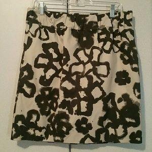 Vera Wang Knee Long Skirt sz 10