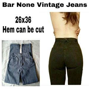 Bar None Vintage Mom Wedgie Boyfriend Jeans