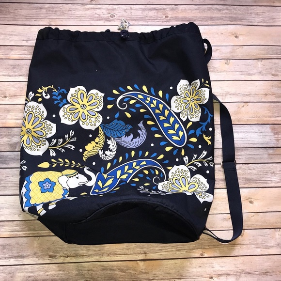 Vera Bradley Travel/ College Laundry Bag