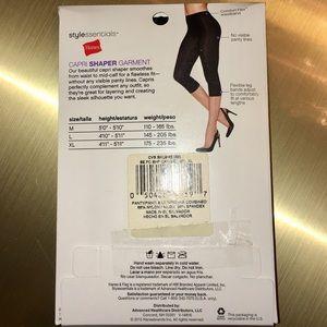 0a4c66588fc8a Hanes Intimates   Sleepwear - Hanes Capri Shaper XL