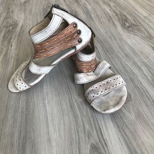 Bed Stu leather sandals