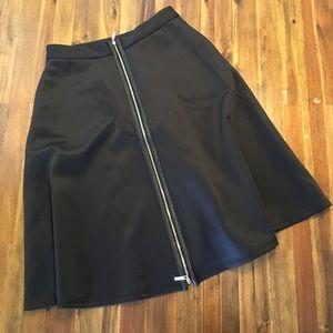 NWT Catherine Malandrino Bridget Full Skirt SZ 4