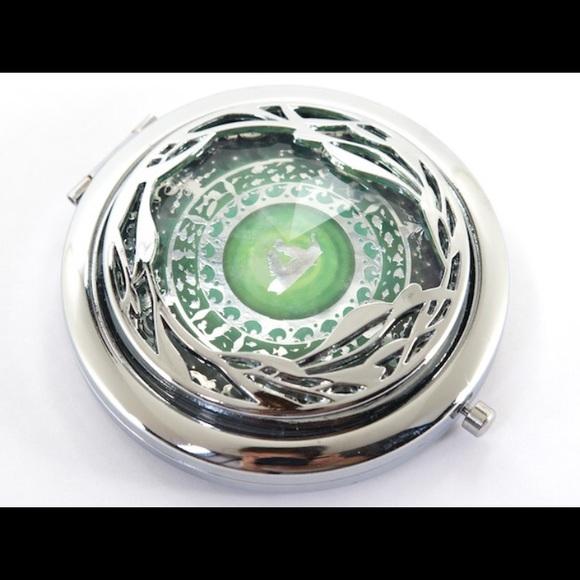 sephora compact mirror. sephora other - disney collection ariel compact mirror