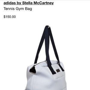 f05e64c1f8053 adidas Bags - Stella McCartney Tennis Bag