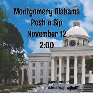 Posh N Sip Other - Montgomery AL Posh N Sip Thanks for coming!
