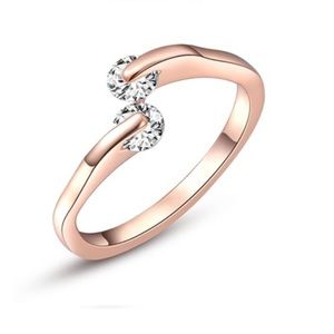 Jewelry - ✨Gold Plated Austrian Gold Crystal Ring✨