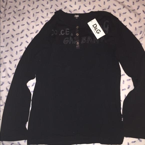 manga camiseta Dolce Gabbana larga de wA4ttCq6x