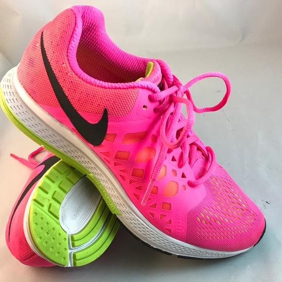 entrada granizo Ingenieria  Nike Shoes | Mint Nike Air Zoom Pegasus 3 Hot Pink Size 8 39 | Poshmark