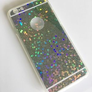 NWOT Holographic IPhone 6/6s Case