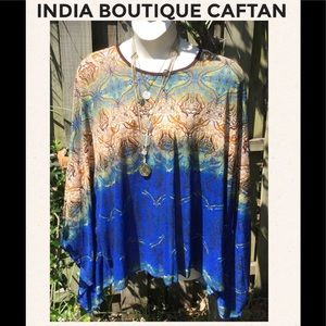 Tops - ‼️NWT: ‼️ 🆕 Item‼️Stunning India Boutique Caftan