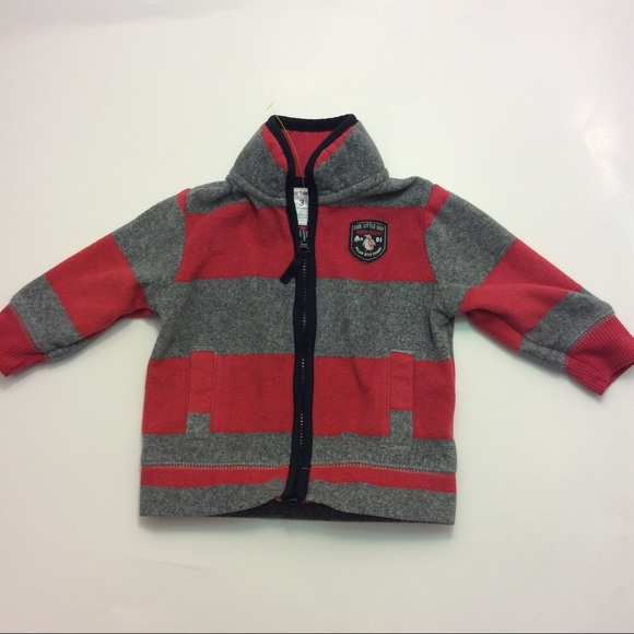 68% off Carter's Other - Carter's Baby Fleece Pullover from ...