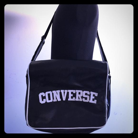 627afb115f1 Converse Bags   Vintage Messenger Bag   Poshmark