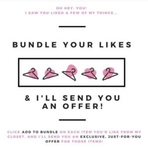 Dresses & Skirts - 💖 Bundle Your Likes! 💖