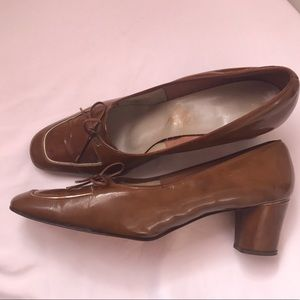 ✔️Vtg 70's SELBY Patent Leather Casual Flats Sz 11