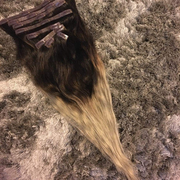 Foxy Locks Other Ombr Hair Extensions Poshmark
