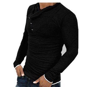 Nwt:slim fit men's top