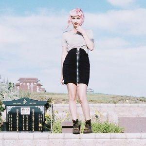 RARE Betsey Johnson Archive Skirt