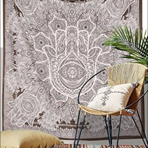 Other | Boho Hippy Gypsy Wall Decor Bed Spread Tapestry | Poshmark