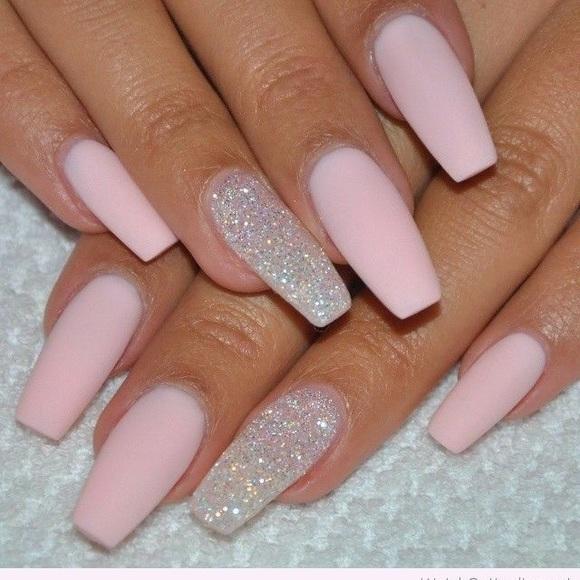 Designer Nails By Katherine Accessories Uv Gel Matte Baby Pink N