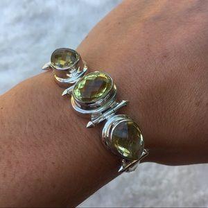 Jewelry - New Peridot Bracelet