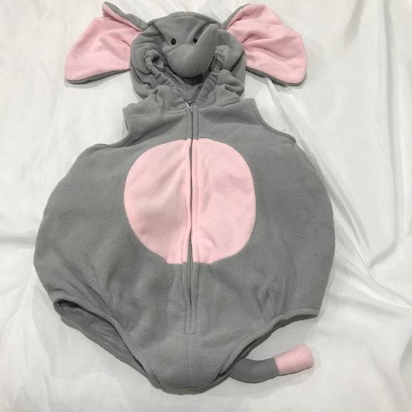 e640e9f98 Carter's Costumes   Carters Infant Elephant Costume   Poshmark