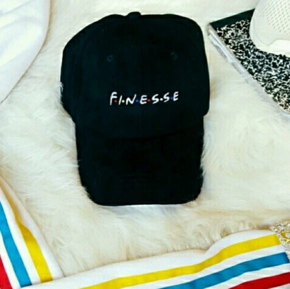 Finesse Friends Logo
