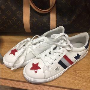 New ASOS designer white shoes