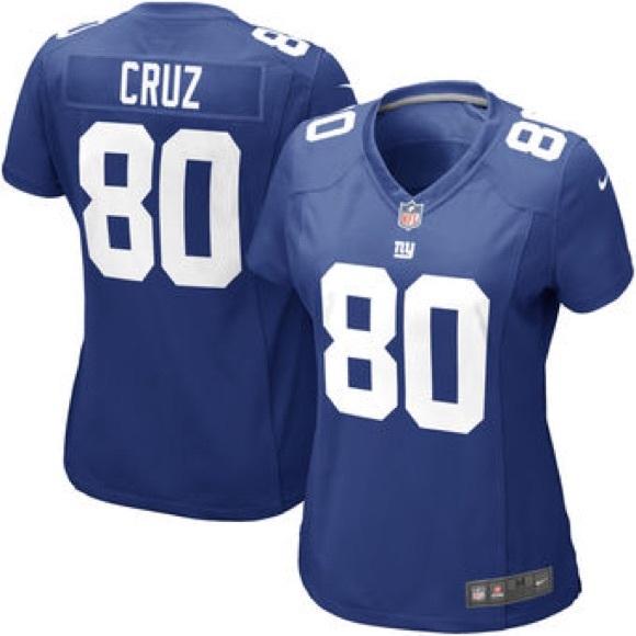 brand new c1eda 612e8 NWT Nike New York Giants Victor Cruz Game Jersey NWT