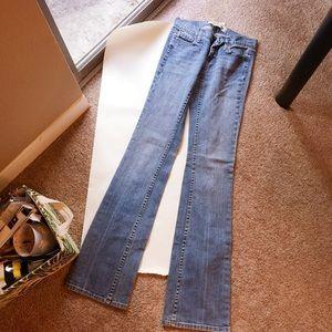 Victoria's Secret PINK skinny jeans